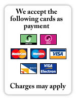 Payment taken from bridgnorth shrewsbury telford and kidderminster